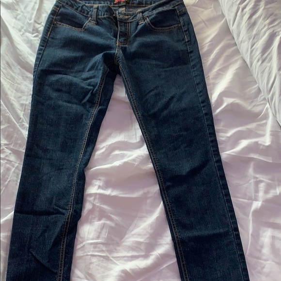 Forever 21 Denim - Low waisted skinny jeans